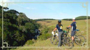 Passeio de Bike Tio França