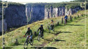 Passeios de Bike Trilha Itaimbezinho