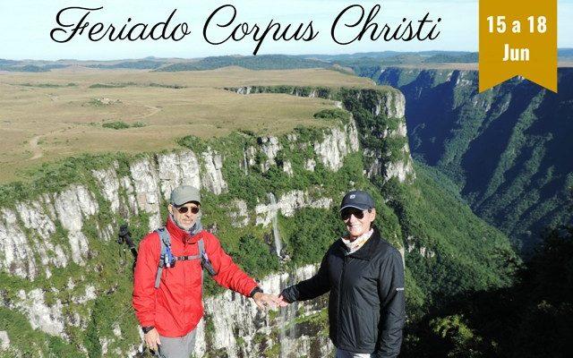 Dia de Corpus Christi!!