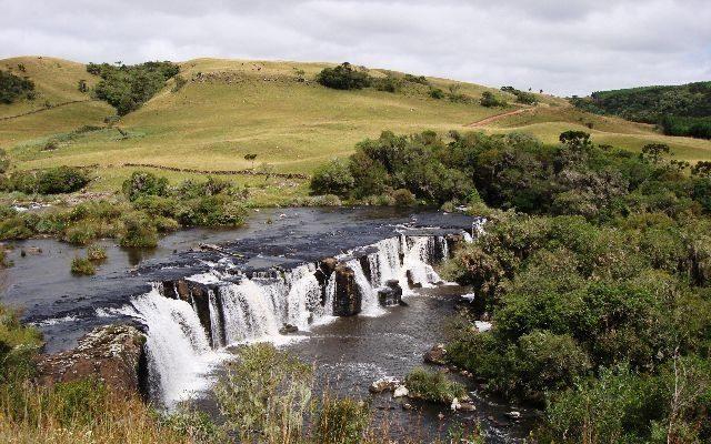 Visita às Cachoeiras