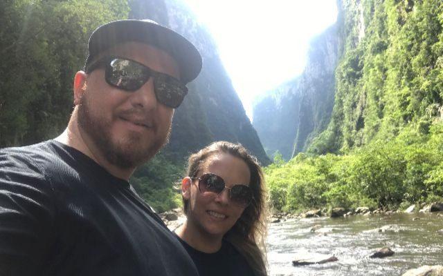 Experiência de Cleiton e Patrícia